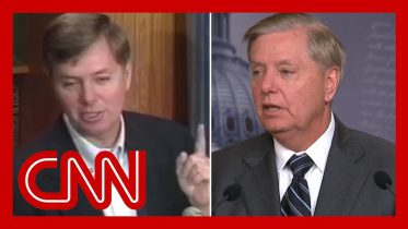 Lindsey Graham called out on impeachment contradictions 6