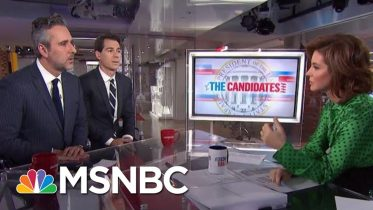 Major Percentage Of Young Adults Might Not Feel Better Off After Trump | Velshi & Ruhle | MSNBC 6