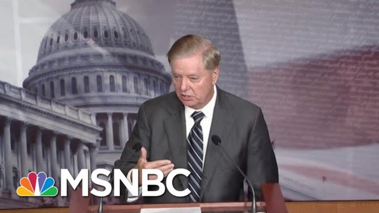 President Donald Trump's Allies Running Low On Options To Defend His Conduct | Deadline | MSNBC 1