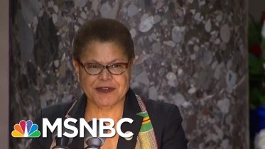 Rep. Bass: 'We Need To Know How Much Damage This Administration Has Done' | MTP Daily | MSNBC 6