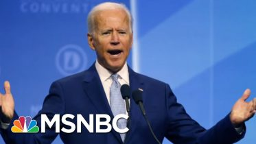 Dueling Biden Polls As His Campaign Gives Greenlight To Independent Fundraising | MTP Daily | MSNBC 6