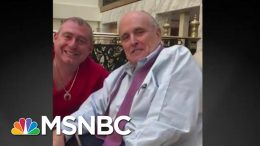 President Donald Trump's Lawyer Rudy Giuliani Is Shopping Around For Lawyers | All In | MSNBC 9
