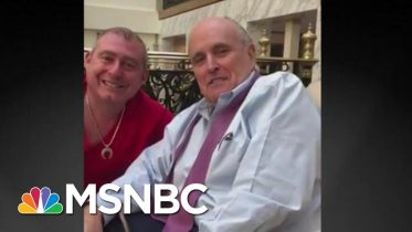 President Donald Trump's Lawyer Rudy Giuliani Is Shopping Around For Lawyers | All In | MSNBC 2