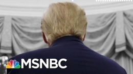 Trump DOJ Opens Criminal Investigation Into Its Own Russia Probe. Now What? | The 11th Hour | MSNBC 3
