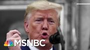 Calculated Counter-Narrative? Trump DOJ Criminal Probe Timing Is Suspicious | The 11th Hour | MSNBC 3