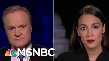 """AOC: Impeachment Depositions Are Adding Up To """"A Very Likely Abuse Of Power"""" 