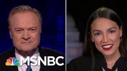 "Rep. Ocasio-Cortez: Facebook Disinformation Is ""Extraordinarily Concerning"" | The Last Word | MSNBC 3"