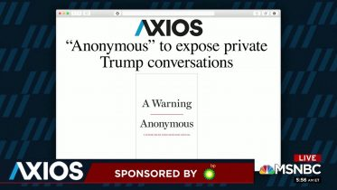 'Anonymous' to expose private Trump conversations 6