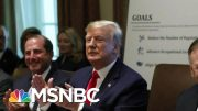 American Voters Divided On Impeachment, Polling Shows | Morning Joe | MSNBC 5