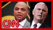 Charles Barkley to Mike Pence: Shut the hell up 3