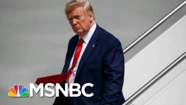 How Will Hill Republicans React As Support For Trump's Impeachment Grows? | The 11th Hour | MSNBC 6