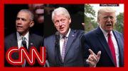 Three presidents speak out in one hour. Hear what they said. 2