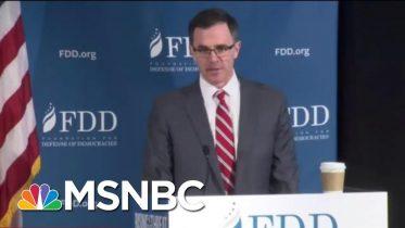 Impeachment Investigators Issue Subpoena To Another Trump Official | Hardball | MSNBC 6