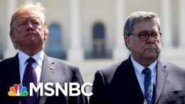 Reeks Of Bad Faith: Barr Plays Active Role Investigating Origins Of Russia Probe | Hardball | MSNBC 5