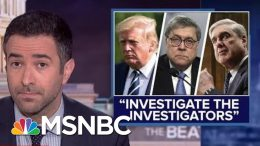 Ari Melber: Evidence Points To AG Barr Abusing Law Enforcement Powers | MSNBC 1
