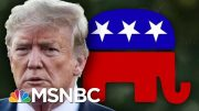 'Unhinged' Trump 'Needs To Shut Up': GOP Chaos Amid Impeachment Fury | MSNBC 5
