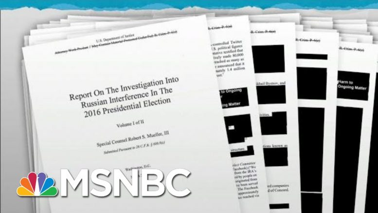 'DOJ Is Wrong': Trump Loses Grand Jury Court Fight With Congress | Rachel Maddow | MSNBC 1