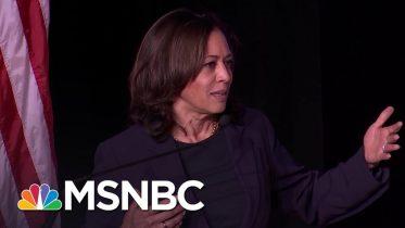 Harris: I Can't believe Trump Got A Criminal Justice Reform Award   MSNBC 6