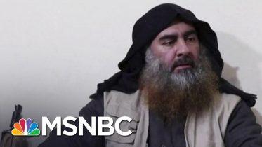 ISIS Leader Baghdadi Killed In U.S. Raid In Syria | MSNBC 6