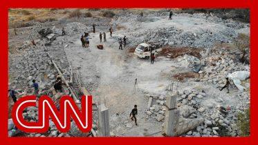 See wreckage left in wake of al-Baghdadi raid 5
