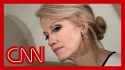 Hear recording of Kellyanne Conway going off on reporter 3