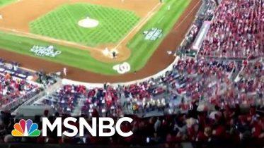 Joe: 'Lock Him Up' Chants Are Un-American | Morning Joe | MSNBC 6
