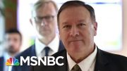 Joe: Mike Pompeo Is Shaming Himself And America | Morning Joe | MSNBC 2