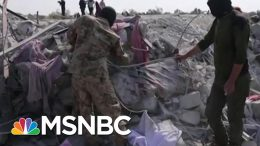 Trump's Syria Pullout Nearly Disrupted Mission: NYT | Morning Joe | MSNBC 5