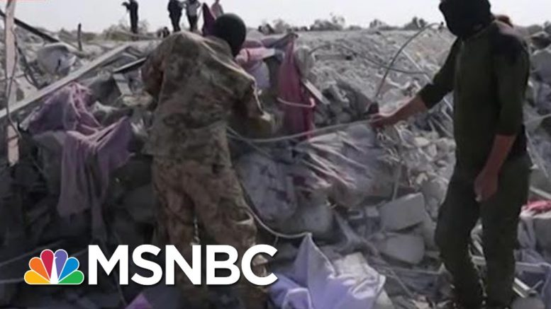 Trump's Syria Pullout Nearly Disrupted Mission: NYT | Morning Joe | MSNBC 1