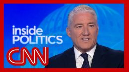 John King on Joe Biden's fundraising remark: That's just not true and he knows that 3