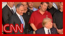 Video debunks Trump's false claim about crying farmers 4