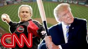 Why Trump didn't throw out the World Series first pitch 5