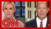 Poppy Harlow presses GOP congressman: Why haven' you attended any of these depositions? 3