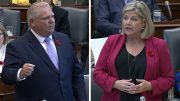 Education cuts, climate debated in first Ontario question period in months 4