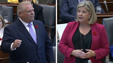 Education cuts, climate debated in first Ontario question period in months 6