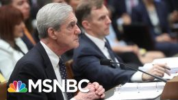 Justice Dept. Appeals Ruling To Hand Over Mueller Grand Jury Evidence | MSNBC 4