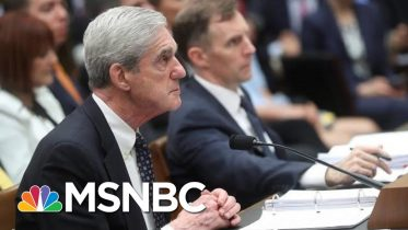 Justice Dept. Appeals Ruling To Hand Over Mueller Grand Jury Evidence | MSNBC 6