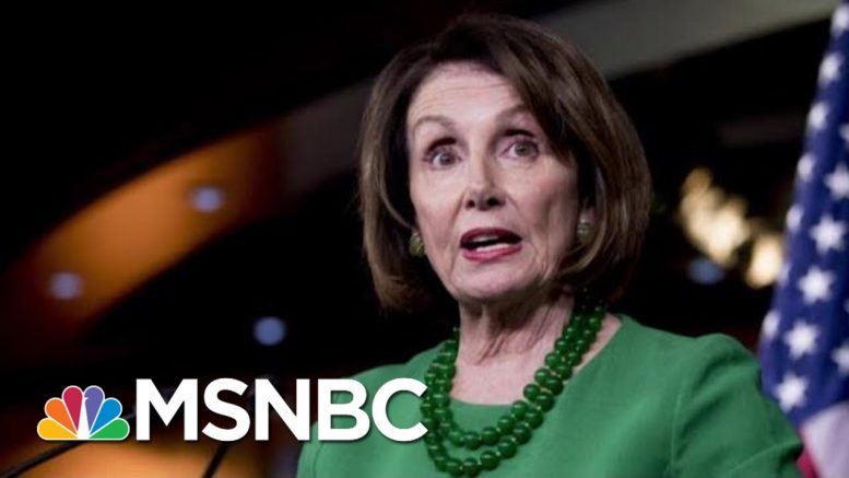 Are Democrats Losing Impeachment Momentum? | Velshi & Ruhle | MSNBC 1