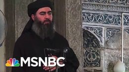 Who Is Abu Bakr Al-Baghdadi? | Velshi & Ruhle | MSNBC 7
