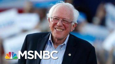 Bernie Sanders Suspends Campaign Events After Heart Surgery | Hallie Jackson | MSNBC 6