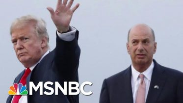 'Quid Pro Quo' Bombshell: Trump Ally Admits Explosive Bribe Allegation | MSNBC 6