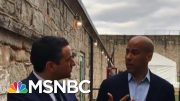Historic: 2020 Dems Talk Justice Reform Inside Prison Facility | The Beat With Ari Melber | MSNBC 5