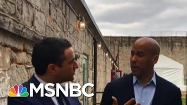 Historic: 2020 Dems Talk Justice Reform Inside Prison Facility | The Beat With Ari Melber | MSNBC 6