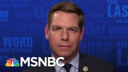 Swalwell On Witness To Testify About His Concerns About Trump-Ukraine Call | The Last Word | MSNBC 6