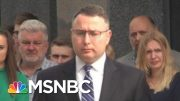FOX News Goes After WH Aide Who Heard Trump Call Before Testifies Congress | The 11th Hour | MSNBC 5