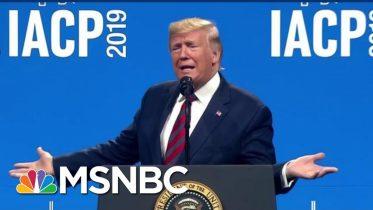 Trump 'S**t Show': 'Anxious' GOP Fears Trump Impeachment Evidence | MSNBC 6