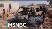 Trump Baghdadi Blurting Hurts US Operations And National Security | Rachel Maddow | MSNBC 5