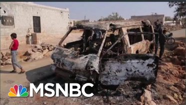Trump Baghdadi Blurting Hurts US Operations And National Security | Rachel Maddow | MSNBC 6