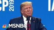 While In Chicago, President Donald Trump Compares City To Afghanistan | Morning Joe | MSNBC 5