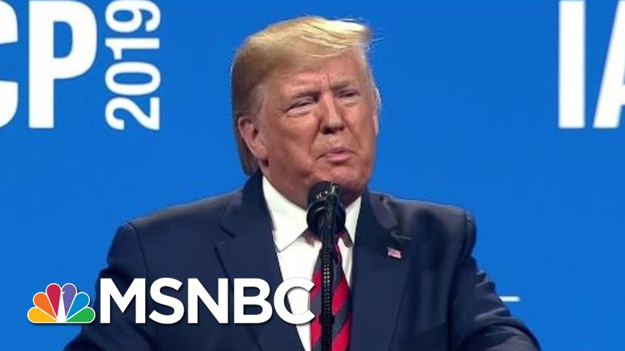 While In Chicago, President Donald Trump Compares City To Afghanistan | Morning Joe | MSNBC 1